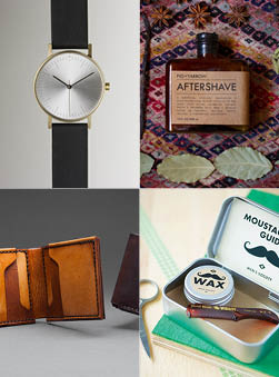 Gift Guide August: Father's Day