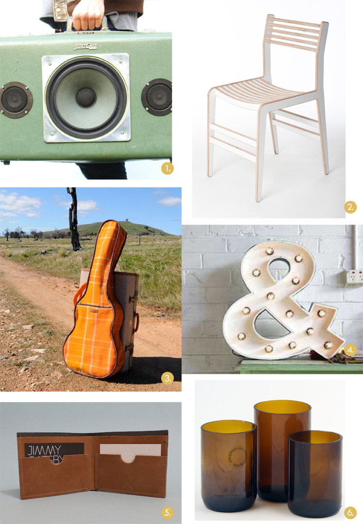 The Finders Keepers Father's Day Gift Guide  by Marssi