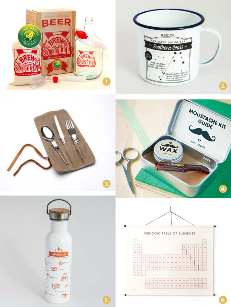 The Finders Keepers Father's Day Gift Guide by TMOD