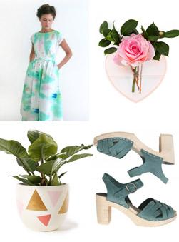 September 2014 Gift Guide: Spring