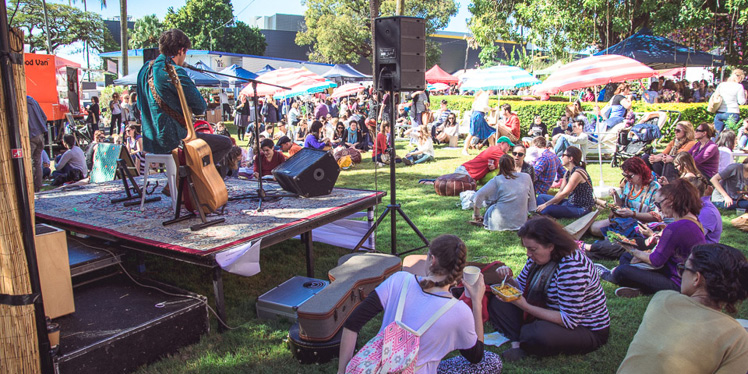 Brisbane Music Finders Keepers SS14 Markets