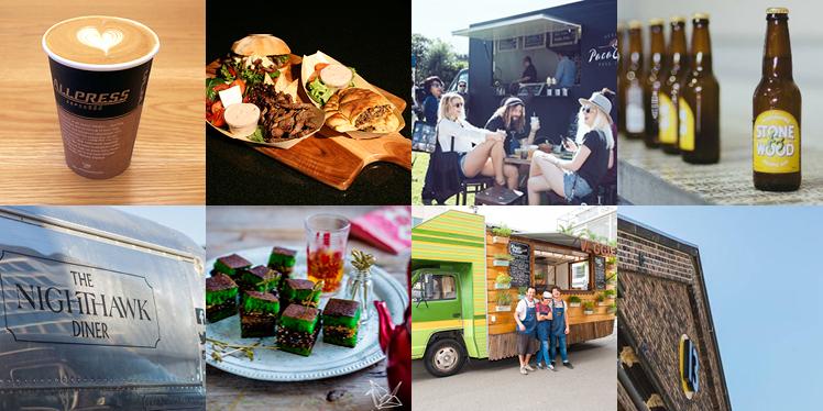 Finders Keepers Sydney SS14 Market Food Trucks