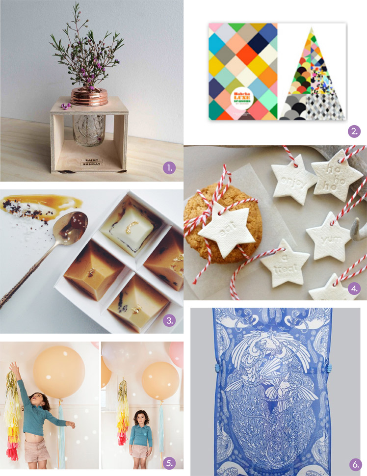 Firth Christmas Gift guide 2014 finders keepers