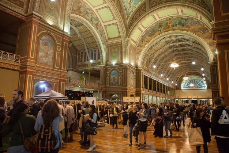 Melbourne SS14 Markets Mark Lobo