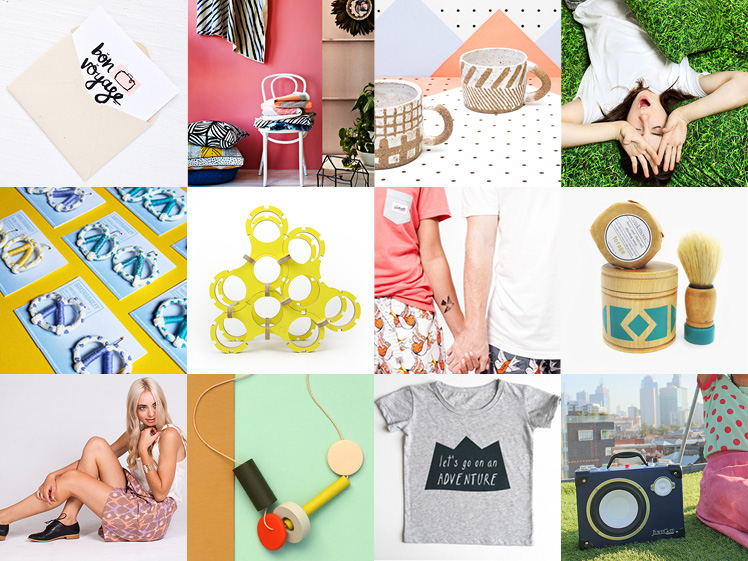 Finders Keepers Sydney SS14 Market Design Stall Highlights