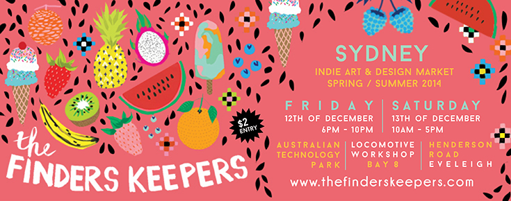Finders Keepers SS14 Sydney Market