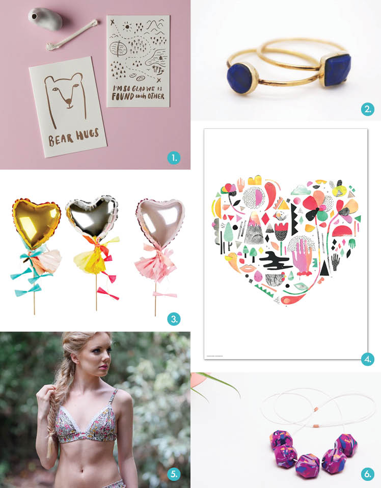 Valentine's Day Gift Guide Finders Keepers