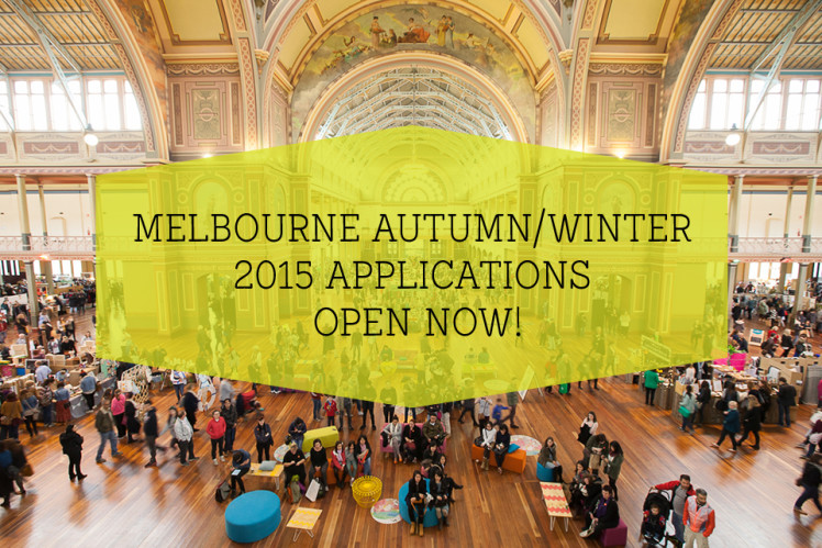 Melbourne Finders Keepers AW15 Applications Open Now