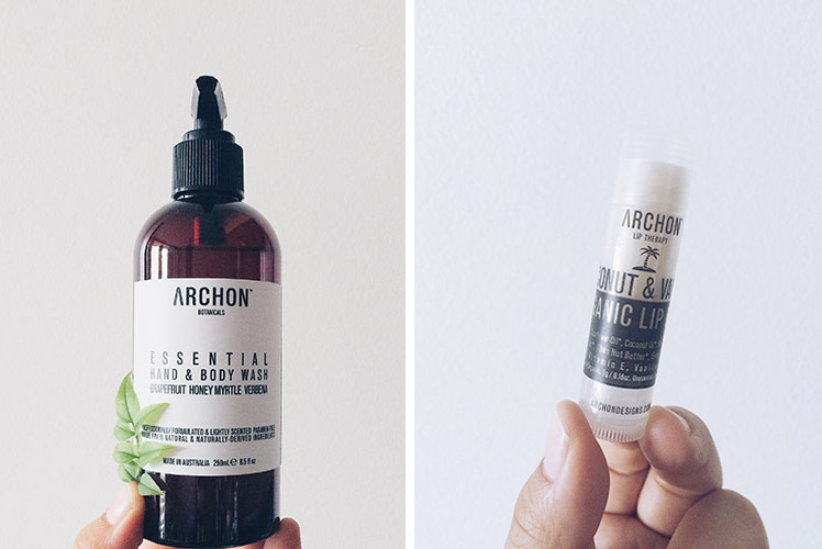 Archon Designs beauty skincare
