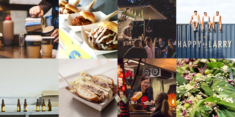 Sydney Food Trucks Finders Keepers AW15 Markets