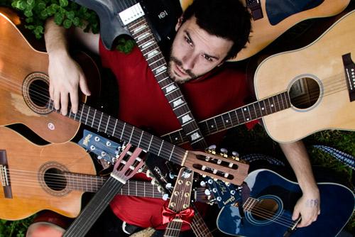Brian-Campeau musician