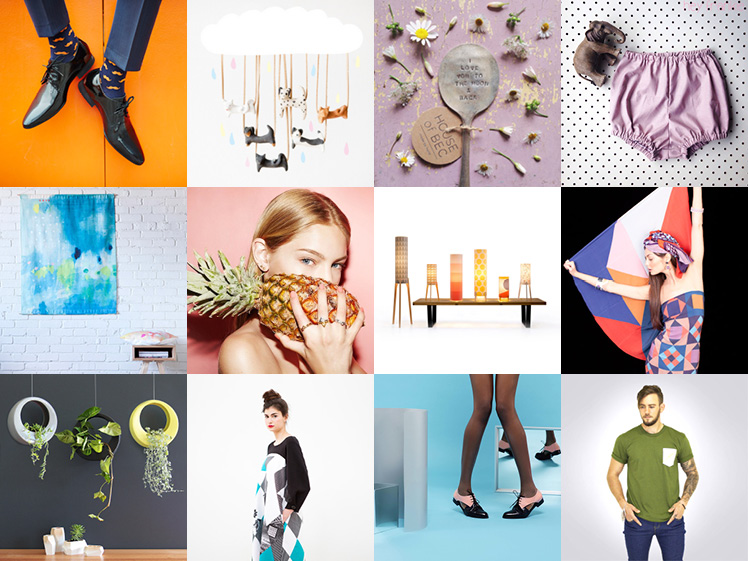 The Finders Keepers Sydney AW15 Market Design Stall Highlights