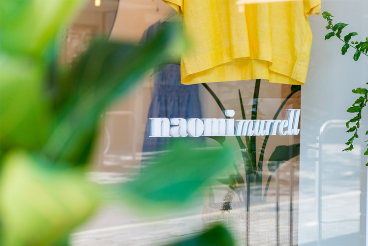 Naomi Murrell Store Shots by Che Chorley