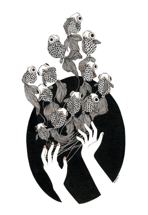 Featured Artist: Eveline Tarunadjaja