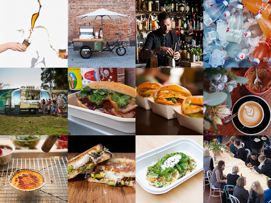 the Finders Keepers Melbourne SS15 Market Food Truck Coffee Drink line-up announced seven seeds allpress