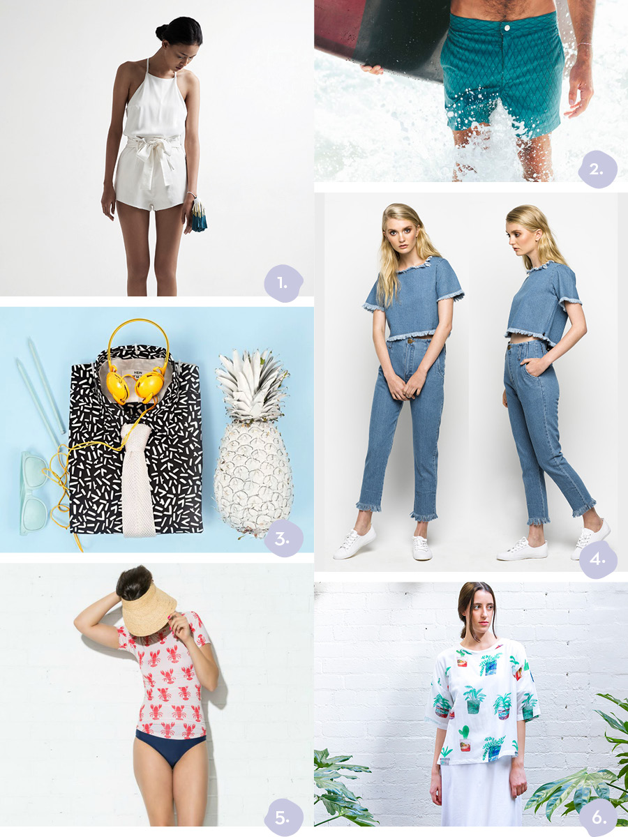 Melbourne SS15 Market Fashion Highlights
