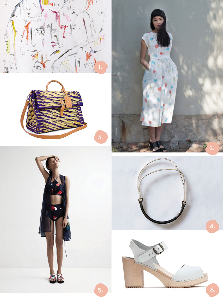 The Finders Keepers Spring Fashion Gift Guide Ginny & Jude