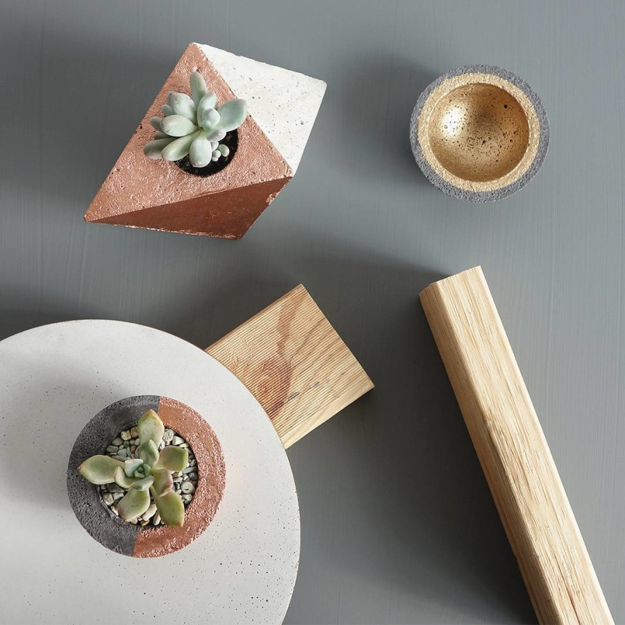 Made by Flint Planters and Bowls