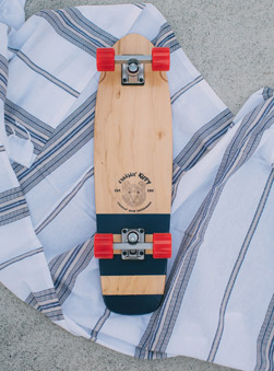 Five Questions With Kippy Skateboards
