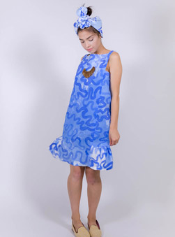 Featured Product: Loose Line Linen Dresses by Tara Whalley