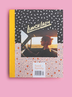 Featured Publication: Lunch Lady