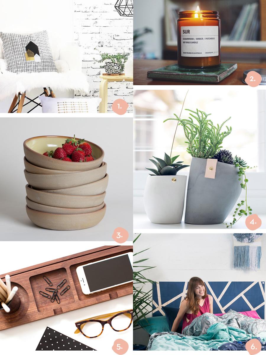 Sydney SS15 Market Shopping Highlights Homewares