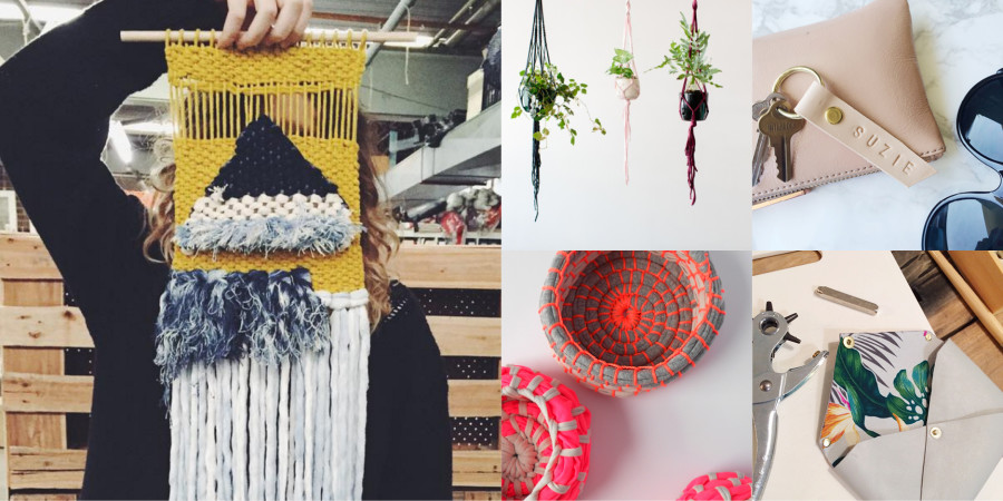 Craft Hunter Workshops Sydney SS15 Finders Keepers Market