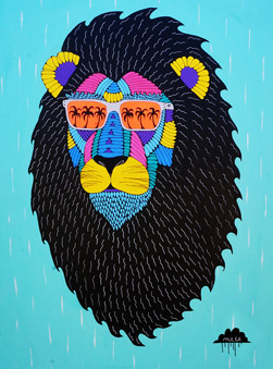 Featured Products: Art prints by Mulga
