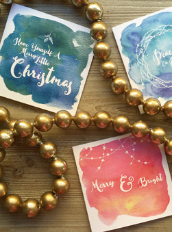 Featured Product: Christmas Card Collection by Parchment & Twine