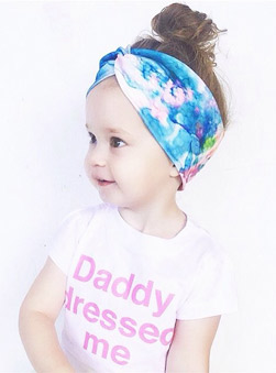 Featured Product: Kids Headband by Topknot Girl