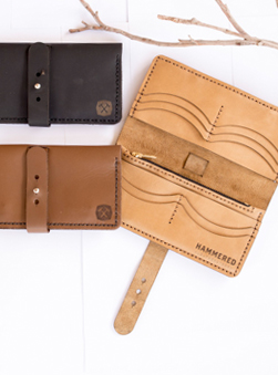 Featured Product: Just Stitch It Kits by Hammered Leatherworks