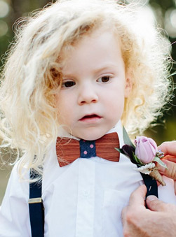 Featured Product: Kids Bowties by Peggy + Finn