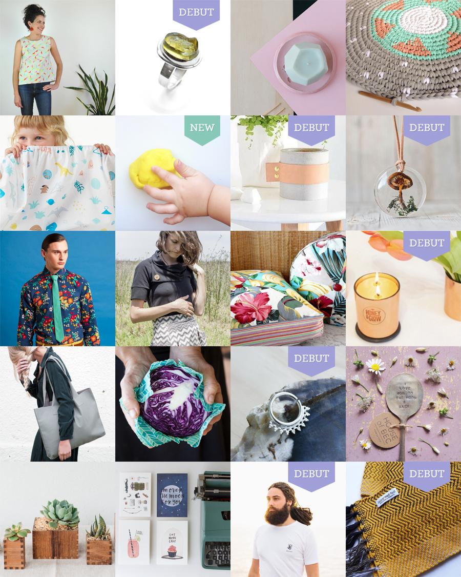 Finders Keepers Sydney AW16 Market Designer Line-up