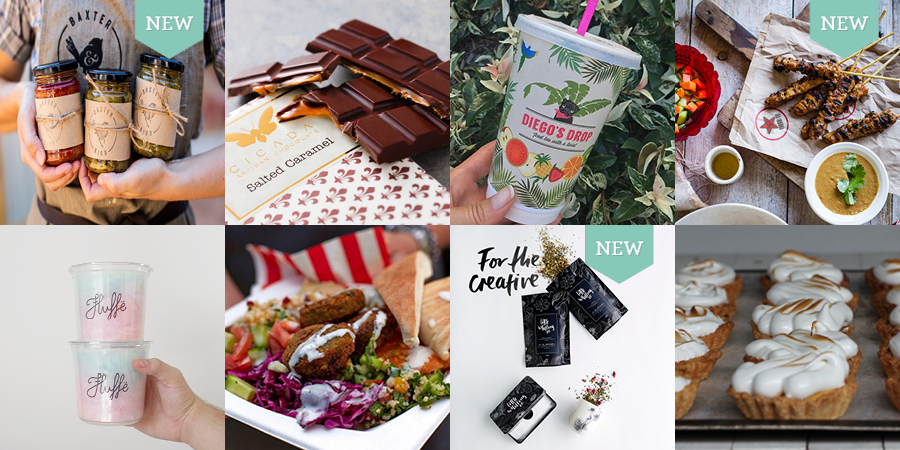 Sydney AW16 Finders Keepers Market Food and Drink line-up