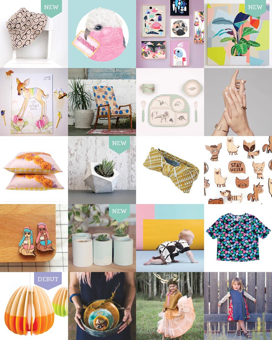 Brisbane AW16 Designer Line-up L-Z