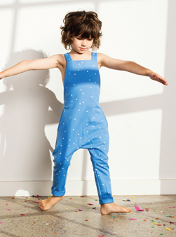 Featured Product: Kids Overalls by Minimnt