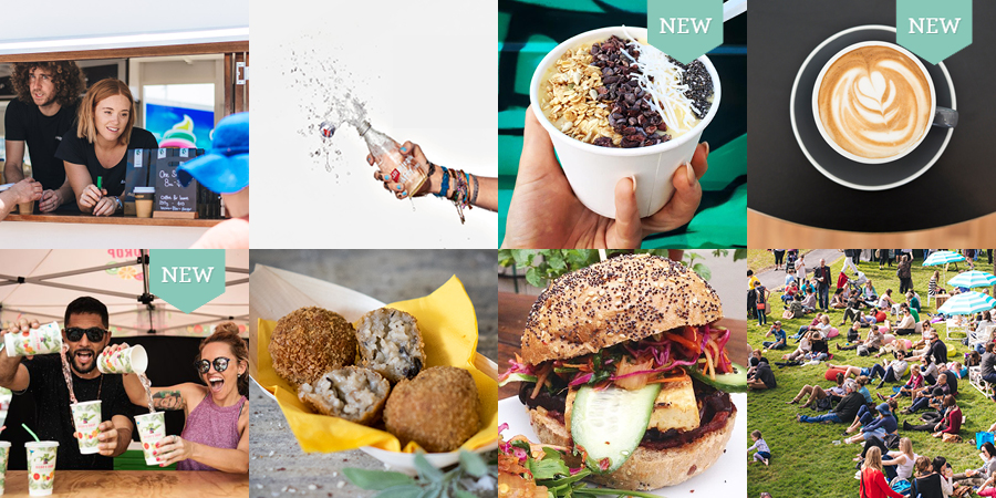 Brisbane AW16 Food and Drink Line-up