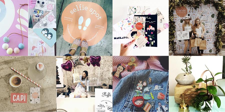 Sydney AW16 Market Instagram Highlights