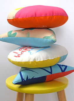 Featured Product: Baby Pillows by Happy Puku