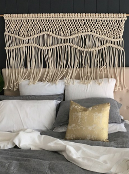 Featured Product: Macrame Wall Hangings by One by One