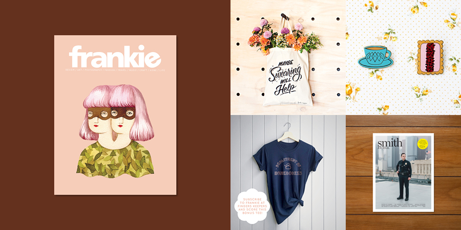 Finders Keepers Melbourne Market AW16 Frankie Magazine