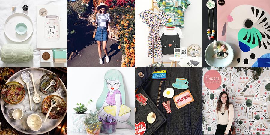 Image features Instagram highlights from #brisbanefinderskeepers - @ulipek86, @steph_burgin, @house.of.cat, @littlecore, @nanwoo, @terrariumsbybella, @lois_kilmartin, @wooden_necklaces_gabsygrav
