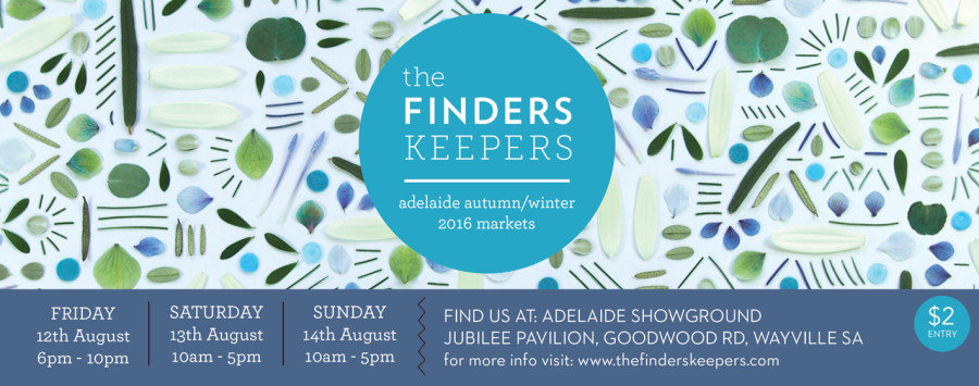 Finders Keepers Adelaide AW16 Market