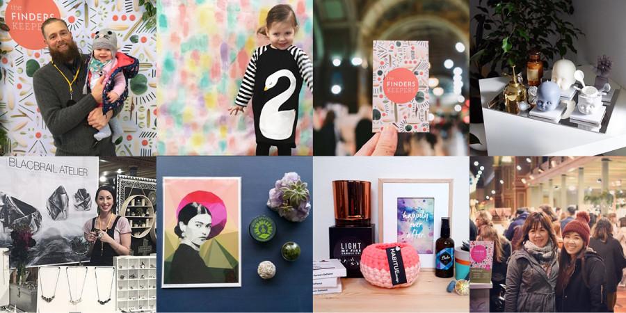 Finders Keepers Melbourne AW16 Market Instagram Highlights