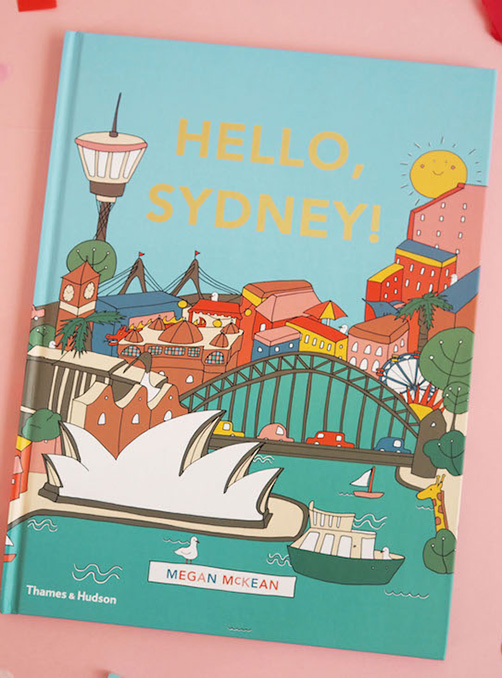 Featured Publication: 'Hello, Sydney!' by Megan McKean