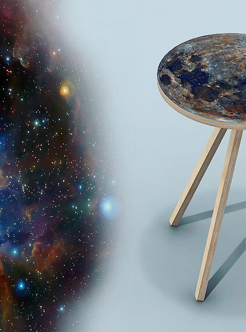 Feature Product: Moon Side Table by Dasomm
