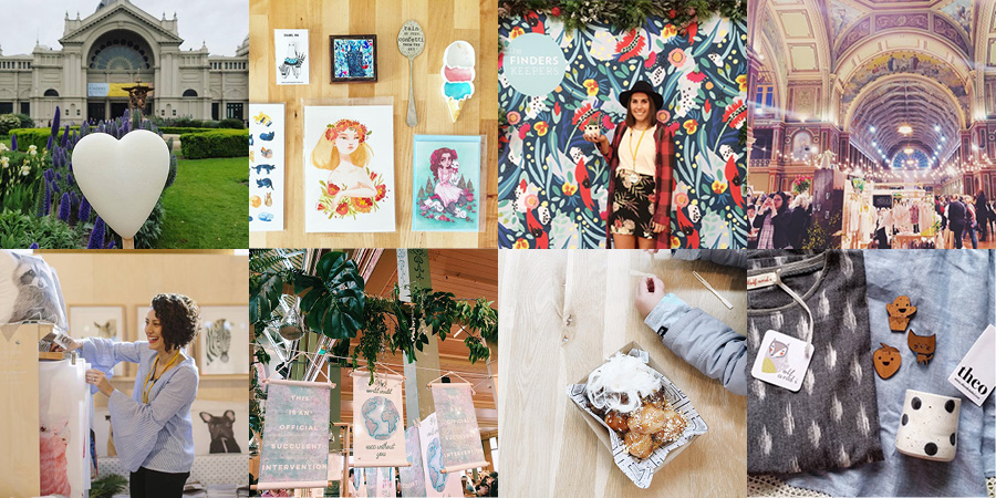 The Finders Keepers Melbourne SS16 Instagram Highlights