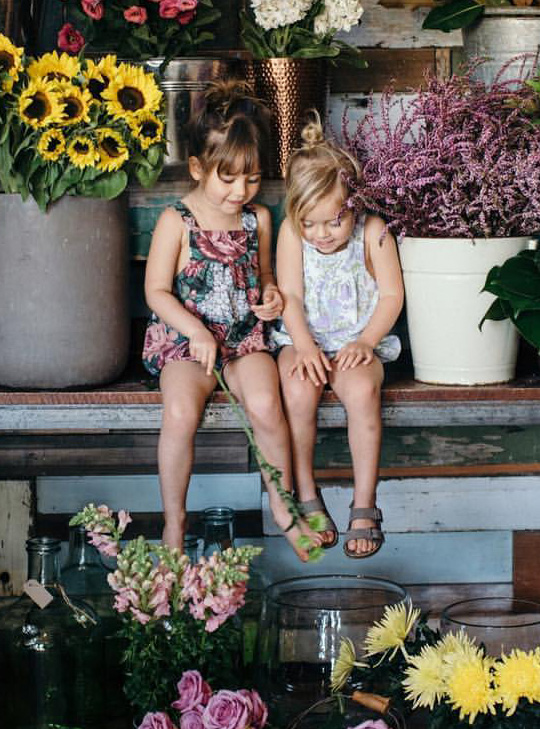 Feature Product: Retro Rompers by Bandikoot Kids