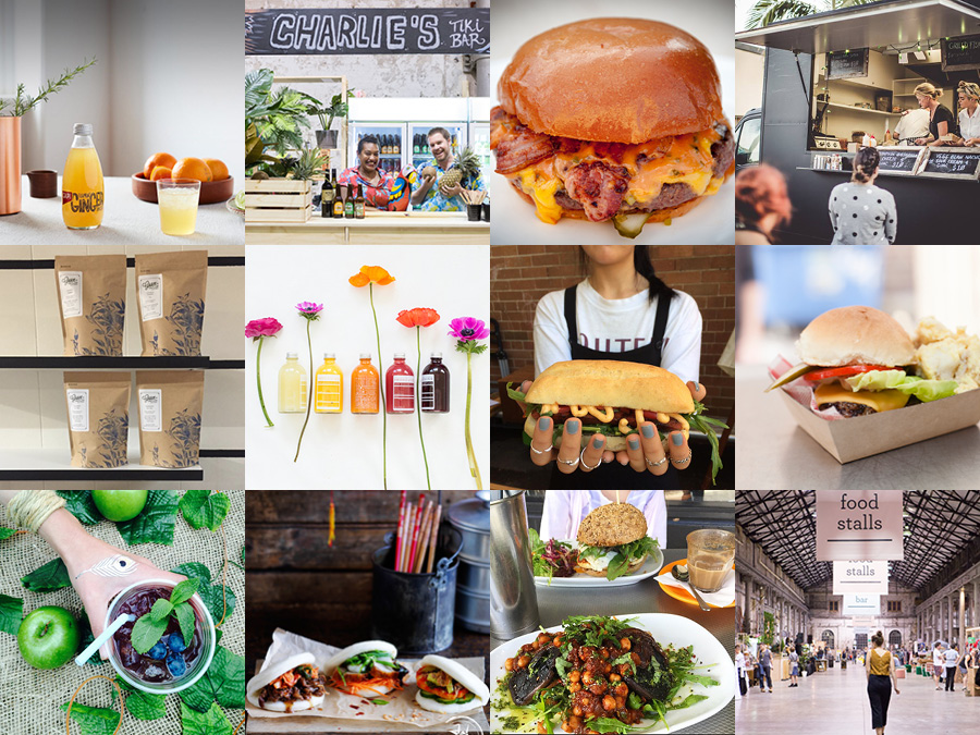 The Finders Keepers Sydney SS16 Market Food Line-up