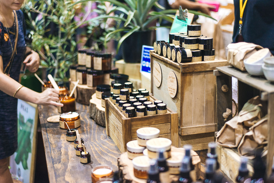 Finders Keepers Fives Ways to Consider The Environment When Designing Your Market Stall